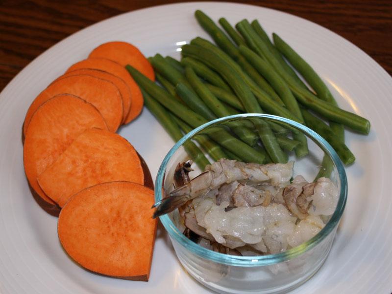 Shrimp and Vegetable Tempura | Lettuce Cook